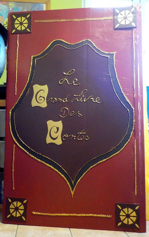 Livre Geant En Carton 2 Anais Bayet
